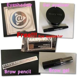 Mary Kay Eye Makeup (Combo 5 in 1)