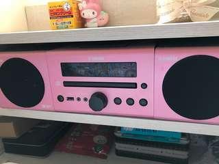 Yamaha MCR Hifi audio system 音響組合