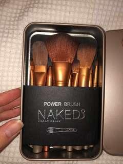 Naked 3 Brush Set - Urban Decay