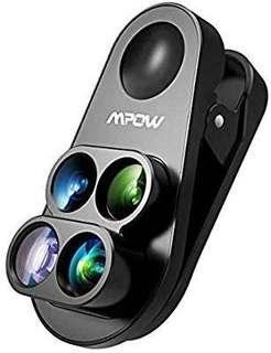 Mpow 4 in 1 Phone Lens