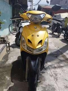 Mio Sporty 2014 Yellow