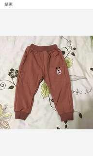 🚚 幼童棉褲