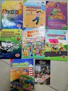 Std 4 school books