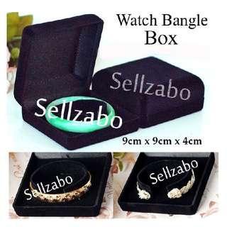 手镯 手表 盒子 黑色