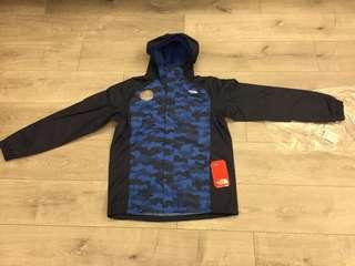 The North face Northface DryVent 迷彩 外套 Patagonia Montbell