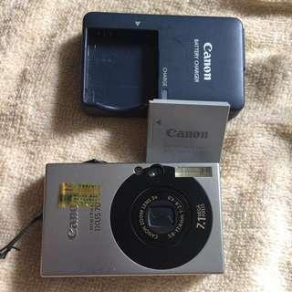 Canon Digital LXUS 70