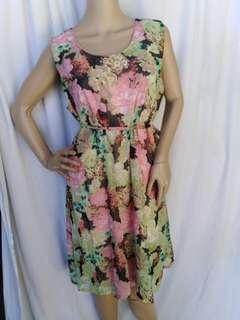 Dress (never used)