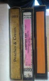 Video cassette player