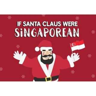 Christmas Eve Staycation Deals (Santa's Choice)