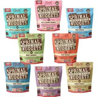 Primal Freeze-Dried Nuggets for Cats (14 oz)