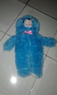 Boneka Bear Blue