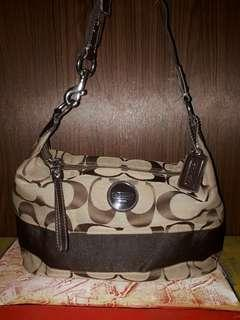 Coach bag Pre-loved nego