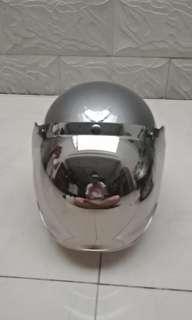 Helm Motor Half Face 'NEF'