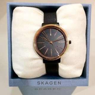 AUTHENTIC Skagen Ancher Black Watch SKW2480