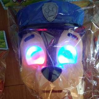 BRANDNEW PAW PATROL MASKARA with LIGHT