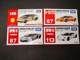 Tomy Tomica Lamborghini 87 113 林寶堅尼 絕版