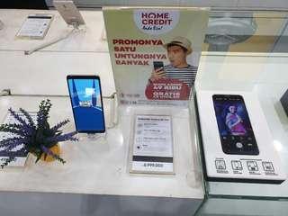 Samsung A8 Star cicilan dengan Home Credit proses cm 3 menit