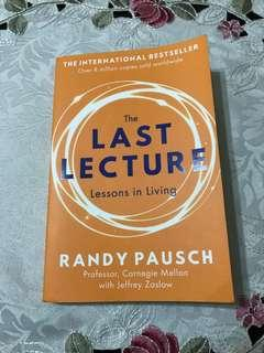 The Last Lecture by Prof Randy Pausch