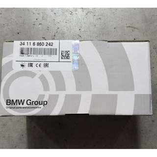 * Save Cost * BMW F10 (520-523) ORIGINAL FRONT BRAKE PAD