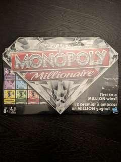 NEW Monopoly Board Game