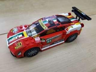 Lego 淨車 Ferrari