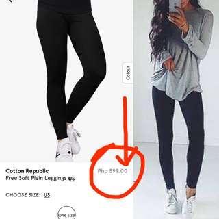 Auth💯Cottonon Leggings (Retails at 599)