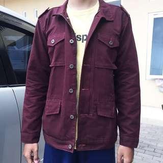 Parka M65 Fashion Field Jacket Highty