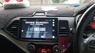 Kia Morning 9寸Android大面版車機