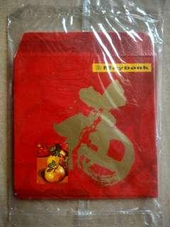 Vintage Maybank Red Packet Ang Pow from the past (unused)