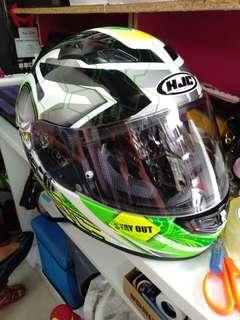 HJC Full Face Helmet