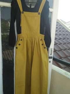 Overall rok lime