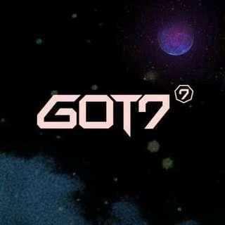 GOT7 Album ME YOU with Pre Order Benefits
