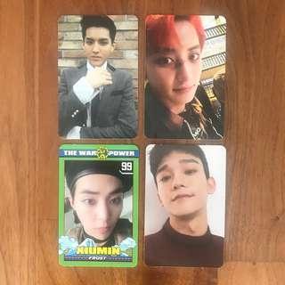 [WTT] EXO pc & poster