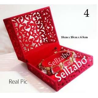 手镯 手表 手链 盒子 红色 中国风