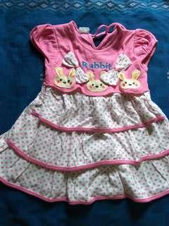 Preloved Dress anak #momjualan
