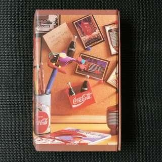 Coca Cola Vintage Notebook
