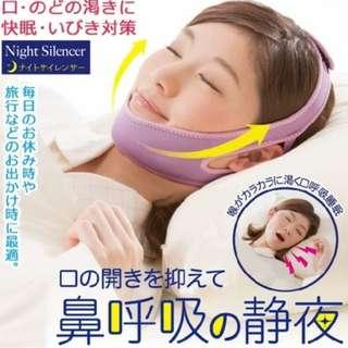 日本止鼻鼾器($128)防止打呼嚕治打鼾防呼嚕打呼鼻鼾鼻塞日本止鼾帶