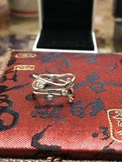 🚚 文華珠寶27.2分鑽石戒指