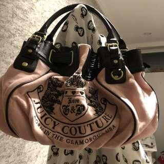 Juicy couture logo purse
