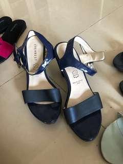 EVERBEST Sepatu Hak Tinggi Heels
