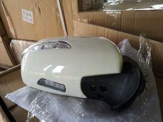 Auto flip side mirror  hiace commuter/joylong