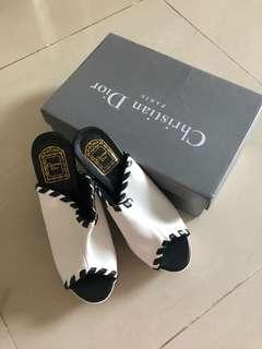 Christian Dior Shoes High Heels Hak Tinggi