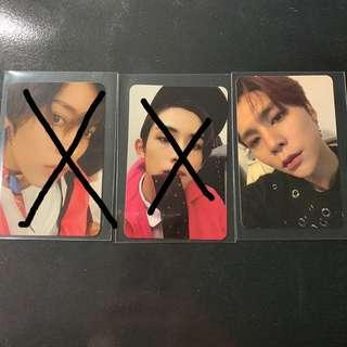 [ WTS ] NCT photo cards