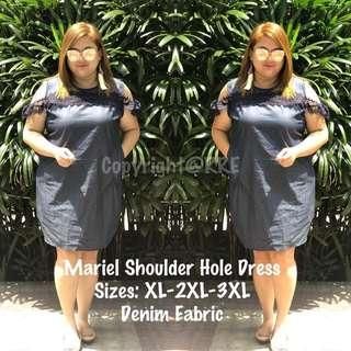 Mariel plus size bakuna dress