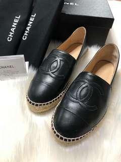 Sale! Brandnew Authentic Chanel Espadrilles Shoes