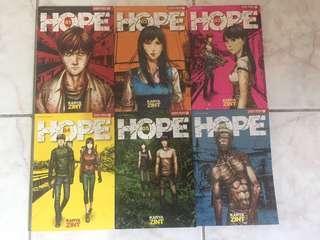 Komik Gempak: Hope