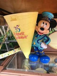 Japan Disney 35th Anniversary Bucket