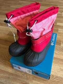 BN Columbia Winter/Snow Boots US12