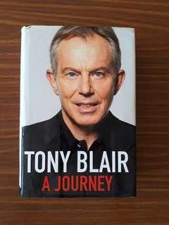 Tony Blair: A Journey #1212