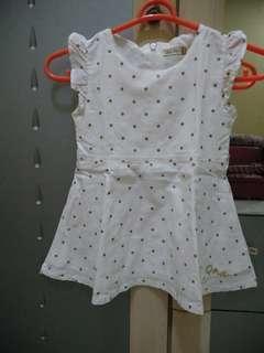 #momjualan dress polkadot
